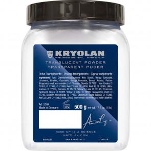 Kryolan Translucent Powder - 500 g