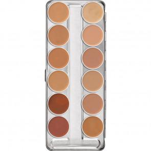 Supracolor Palette - 12 Shades