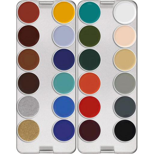 Supracolor Palette - 24 Shades