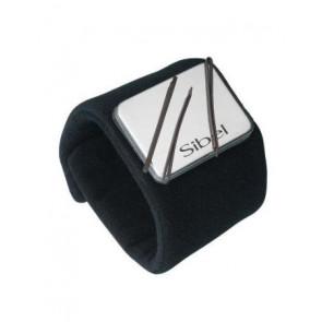 Sibel Hard Rubber Comb 105