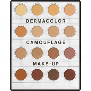 Dermacolor Camouflage Mini Palette 16 Shds
