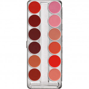 Lip Rouge Palette - 12 Shades