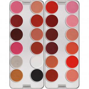 Lip Rouge Palette - 24 Shades