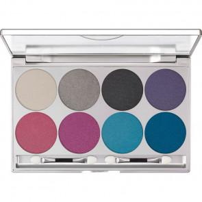 Kryolan Viva Brilliant Color Palette - 8 Shades