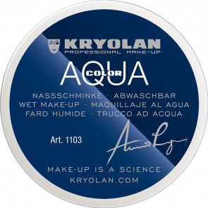 Kryolan Aquacolor Wet Make-Up 55 ml